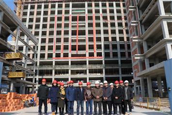 安徽省現代智能綜合交通創新基地項目主體結...