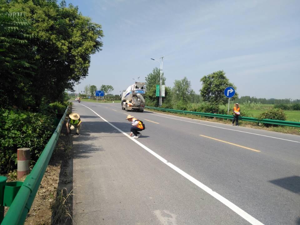 市政公路分院開展滁寧城際鐵路一期工程交通...